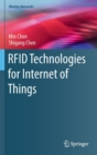 Image for RFID technologies for Internet of things