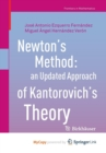 Image for Newton's Method: an Updated Approach of Kantorovich's Theory