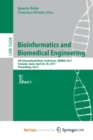 Image for Bioinformatics and Biomedical Engineering : 5th International Work-Conference, IWBBIO 2017, Granada, Spain, April 26-28, 2017, Proceedings, Part I