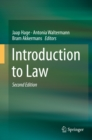 Image for Introduction to law.