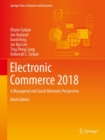 Image for Electronic commerce 2018  : a managerial and social networks perspective