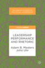 Image for Leadership Performance and Rhetoric
