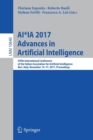 Image for AI*IA 2017 Advances in Artificial Intelligence : XVIth International Conference of the Italian Association for Artificial Intelligence, Bari, Italy, November 14-17, 2017, Proceedings