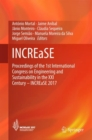 Image for INCREaSE: Proceedings of the 1st International Congress on Engineering and Sustainability in the XXI Century - INCREaSE 2017