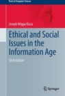 Image for Ethical and social issues in the information age