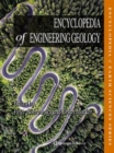 Image for Encyclopedia of engineering geology