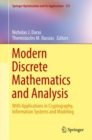 Image for Modern discrete mathematics and analysis: with applications in cryptography, information systems and modeling : volume 131