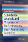 Image for Subsidence Analysis and Visualization : For Sedimentary Basin Analysis and Modelling
