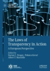 Image for The laws of transparency in action: a European perspective
