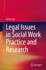 Image for Legal Issues in Social Work Practice and Research