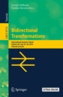 Image for Bidirectional Transformations: International Summer School, Oxford, UK, July 25-29, 2016, Tutorial Lectures : 9715