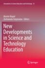 Image for New Developments in Science and Technology Education