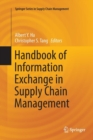 Image for Handbook of Information Exchange in Supply Chain Management