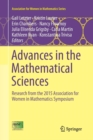 Image for Advances in the Mathematical Sciences : Research from the 2015 Association for Women in Mathematics Symposium