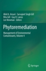 Image for Phytoremediation : Management of Environmental Contaminants, Volume 4