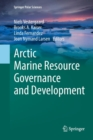 Image for Arctic Marine Resource Governance and Development