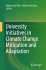 Image for University Initiatives in Climate Change Mitigation and Adaptation
