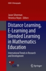 Image for Distance Learning, E-Learning and Blended Learning in Mathematics Education: International Trends in Research and Development