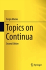 Image for Topics on Continua