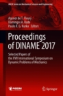 Image for Proceedings of DINAME 2017: Selected Papers of the XVII International Symposium on Dynamic Problems of Mechanics. (ABCM Series on Mechanical Sciences and Engineering)