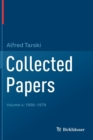 Image for Collected Papers : Volume 4: 1958-1979