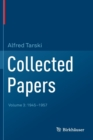 Image for Collected Papers : Volume 3: 1945-1957