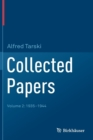 Image for Collected papersVolume 2,: 1935-1944