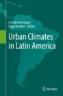 Image for Urban Climates in Latin America