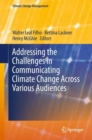 Image for Addressing the challenges in communicating climate change across various audiences