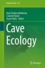 Image for Cave Ecology : volume 235