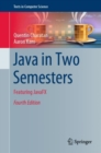 Image for Java in two semesters  : featuring JavaFX