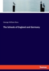 Image for The Schools of England and Germany