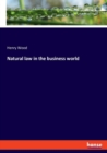 Image for Natural law in the business world