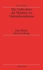 Image for Die Ambivalenz Der Moderne Im Nationalsozialismus : Eine Bilanz Der Forschung