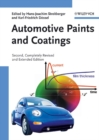Image for Automotive paints and coatings