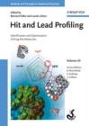 Image for Hit and lead profiling  : identification and optimization of drug-like molecules