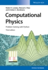 Image for Computational physics  : problem solving with Python