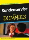 Image for Kundenservice fur Dummies