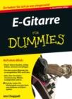 Image for E-Gitarre fur Dummies