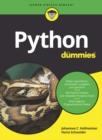 Image for Python fur Dummies