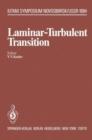 Image for Laminar-Turbulent Transition : Symposium, Novosibirsk, USSR July 9-13, 1984