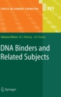 Image for DNA Binders and Related Subjects