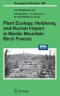 Image for Plant Ecology, Herbivory, and Human Impact in Nordic Mountain Birch Forests