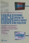Image for High Performance Computing for Computer Graphics and Visualisation : Proceedings of the International Workshop on High Performance Computing for Computer Graphics and Visualisation, Swansea 3-4 July 1