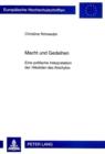 """Image for Macht und Gedeihen : Eine politische Interpretation der """"Hiketiden"""" des Aischylos"""