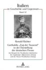 """Image for Garibaldis """"Zug der Tausend"""" in der Darstellung der deutschen Presse : Am Beispiel der """"Preussischen Jahrbuecher"""", der Augsburger """"Allgemeinen Zeitung und der """"Neuen Preussischen Zeitung"""