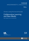 Image for Collaborative Learning and New Media: New Insights into an Evolving Field : 59