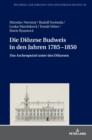 Image for Die Dioezese Budweis in den Jahren 1785-1850; Das Aschenputtel unter den Dioezesen