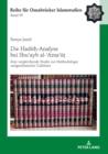 Image for Die Hadith-Analyse bei Shu?ayb al-?Arna?u?; Eine vergleichende Studie zur Methodologie zeitgenoessischer Gelehrter