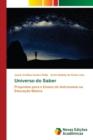 Image for Universo do Saber